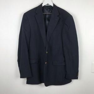 Hickey Freeman Wool Blazer / Suit 42 LONG